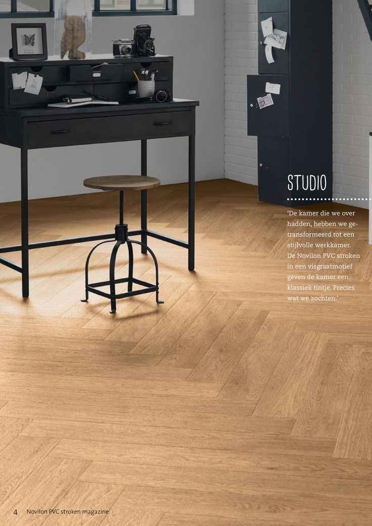 Forbo Flooring NL - Novilon pvc stroken brochure - Pagina 4-5