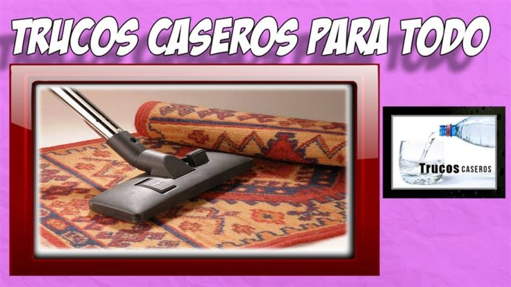 M s de 1000 ideas sobre limpiar manchas de alfombra en - Productos para limpiar alfombras en casa ...
