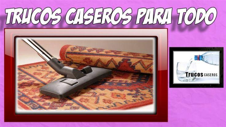 M s de 1000 ideas sobre limpiar manchas de alfombra en - Limpiar alfombra en casa ...
