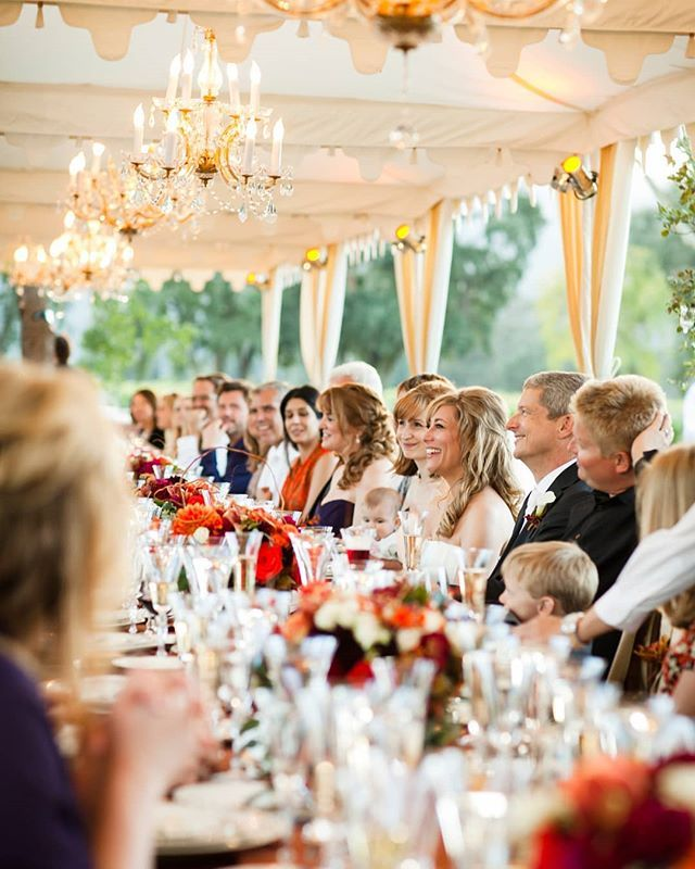 You Can Almost Hear The Excited Chatter And Feel The Energy At The Table A Joyful Reception And San Francisco Wedding Planner Reception Wedding San Francisco