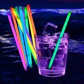 Glow Stir Sticks | Glow Stirrer | Glow Mix Stick | Glowing Cocktail Stirrer