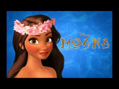 Meet Disney's Newest Princess, Moana! - YouTube