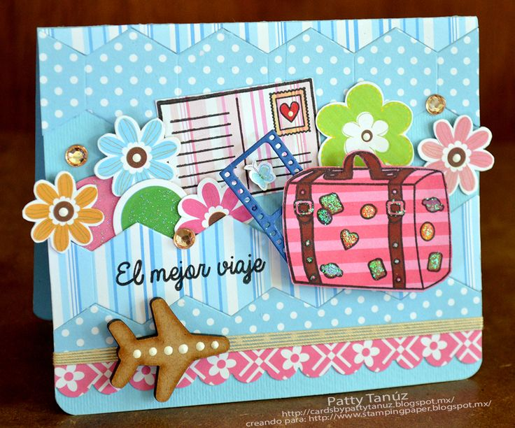 SWEET CARD CLUB: agosto 2013