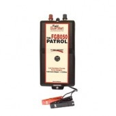The Patrol - 0.50 Joule Battery Energizer  Part Number: FGB050    The Field Guardian Patrol battery energizer is a 0.5 joule model designed for farm and ranch applications. Electrifies up to 50 acres or 15 miles of multi-wire fencing. A great energizer for gardens, pets, horses and cattle.