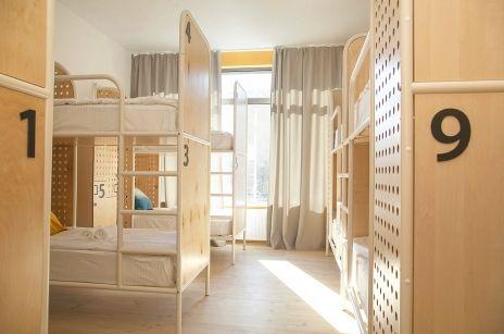 10-местный номер– Отель Хостел «Netizen»