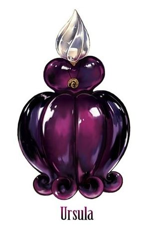 12 Wickedly Beautiful Perfume Bottles Inspired By Iconic Disney Villains. THESE ARE GORGEOUS!!