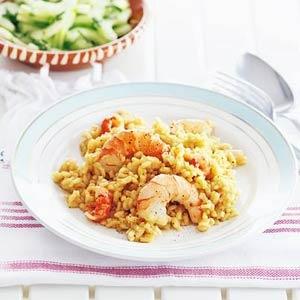Recept - Paella met zeevruchten - Allerhande