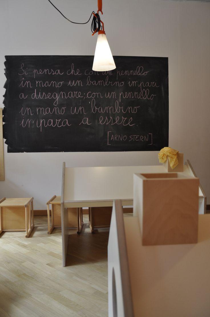 atelier nido PICCOLI&grandi, Milano