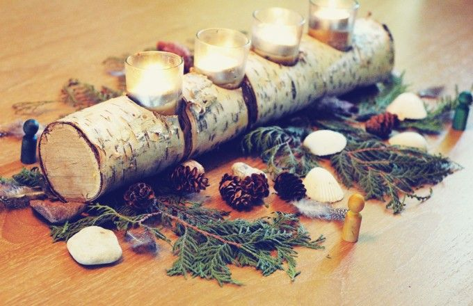 Advent Week 4  | The light of humankind | Tiny Peasant