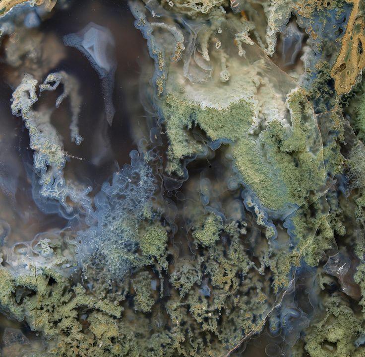 https://flic.kr/p/FWeE2j   Moss Agate Armenia Idzevan celadonite inclusions   OLYMPUS DIGITAL CAMERA