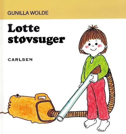 Lotte støvsuger. 1975. Nr 5