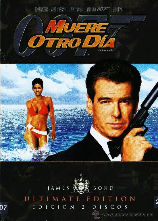 Muere otro día (2002) Reino Unido. Dir: Lee Tamahori. Acción. Aventuras. Suspense - DVD CINE 550