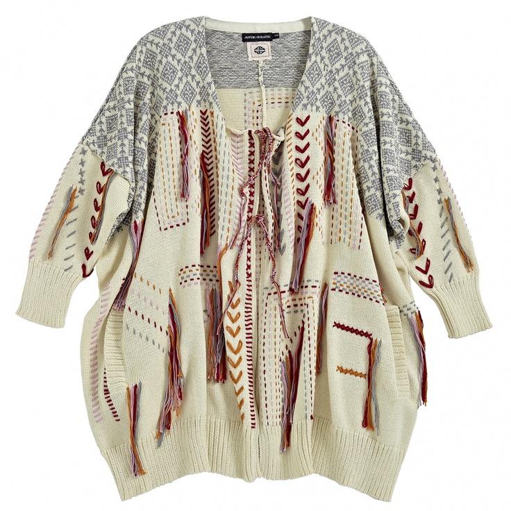 Antik batik Omaha jacket