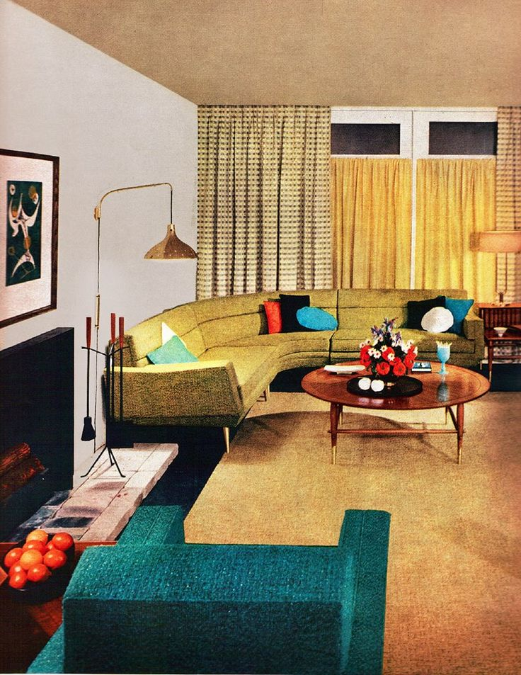 """Image from the March 1956 issue of """"Living for Young Homemakers"""" magazine."""