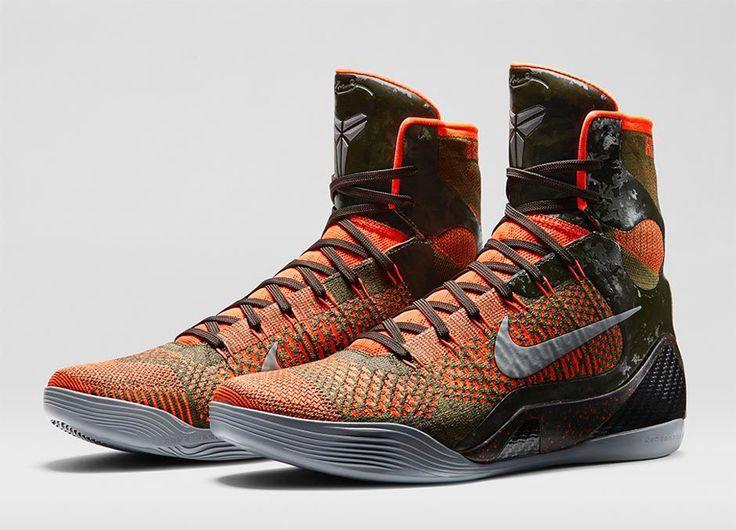 "new styles c352d e1ca1 ... Nike Kobe 9 Elite ""Sequoia"" ..."
