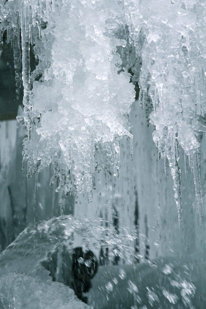 Wordless Wednesday: Blue Ice | Scarlett Design