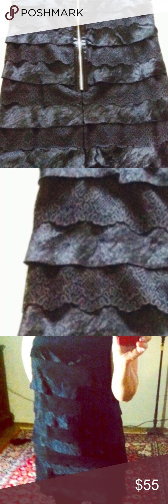 London Times Elegant Black Dress 👠👠 London Times Dresses Mini