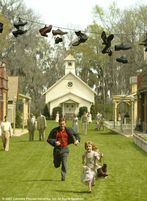 Big Fish on of my favorite movies of all time.