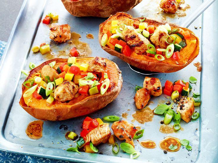 Ob süß oder herzhaft, Süßkartoffel-Rezepte erobern die deutsche Küche! Die besten Ideen für Süßkartoffel-Pommes, Kuchen und Co.