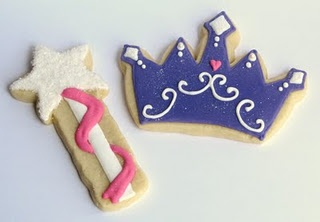 CookiesPrincesses Cookies, Princesses Birthday, Sugar Cookies, Kids Birthday, Princess Birthday, Birthday Parties, Birthday Cookies, 1St Birthday, Birthday Ideas