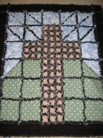 25+ best ideas about Cross quilt on Pinterest