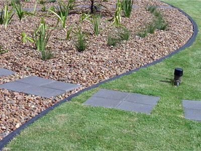 Cozy Curved Garden Edging   Garden edging, Lawn and garden