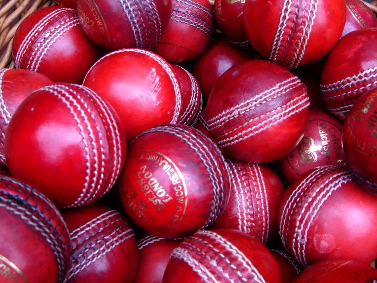 cricket balls [omg, i'm pinning cricket stuff???!]