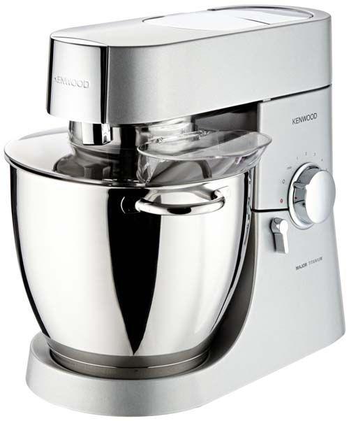 kenwood küchenmaschine titanium test