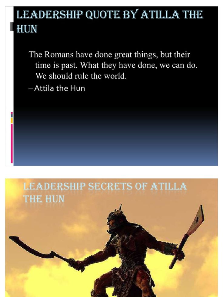 leadership secrets of atilla the hun Explains how the legendary military commander's principles of leadership can be applied to contemporary business situations in the '90s.