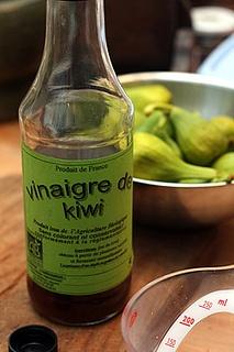 kiwi vinegar by daveleb, via Flickr