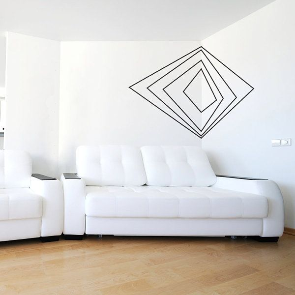Stunning effect of wall decals for an attractive design interior: 3 D Wall Art Decal In Cute Modern Wall Art Decals To Decorate Your Empty Interiors And Related With Mocha Backdrop And The Bare Trees Decor Design Tips Ideas ~ ountes.com Wall Decors Inspiration