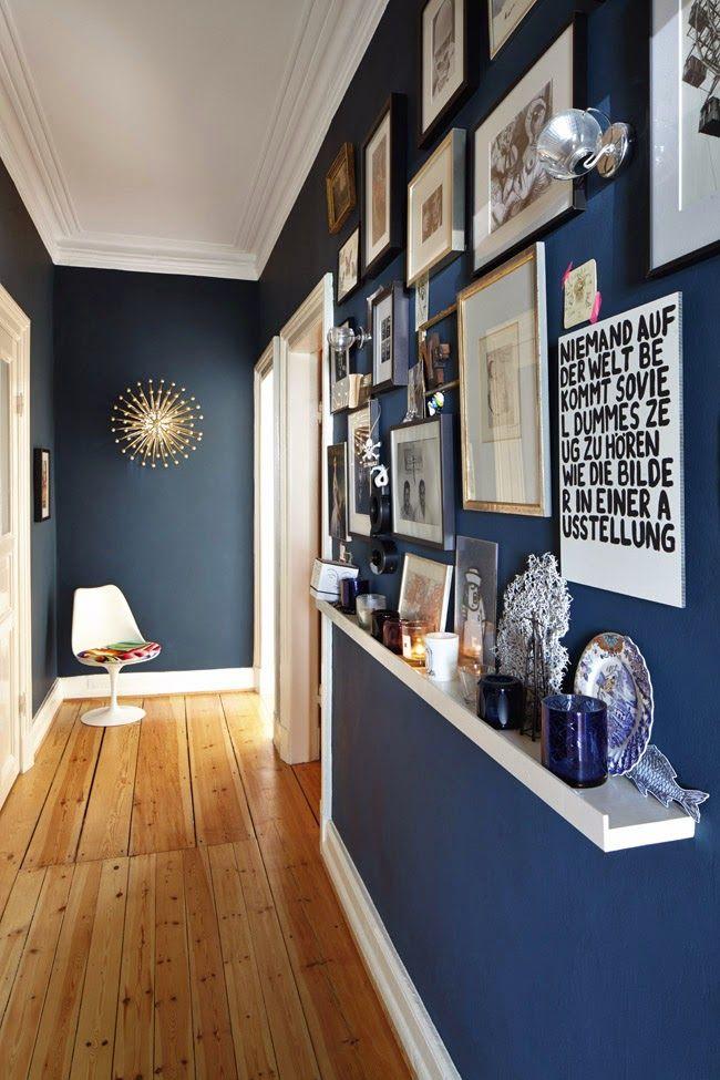 Die besten 25+ Flur ideen Ideen auf Pinterest Fußleisten - wohnzimmer ideen dunkel