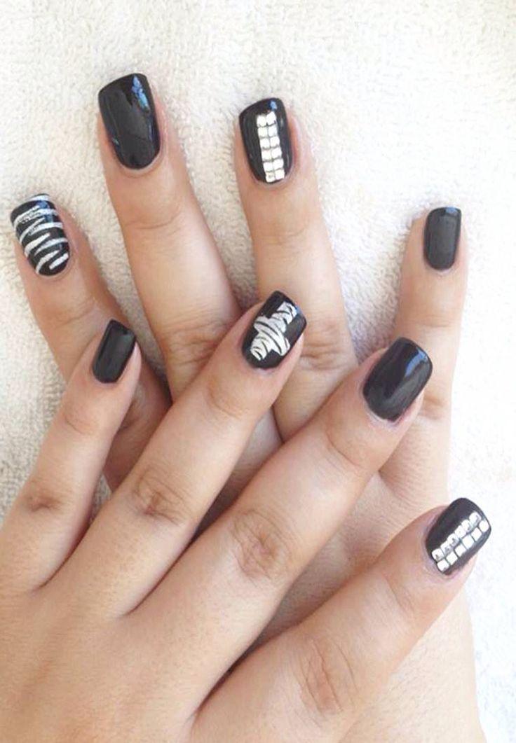 Metal hammer!  #acryllic nails