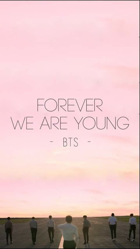 Quote About Love Wallpaper Bts Forever Young Bts Forever Young Bts
