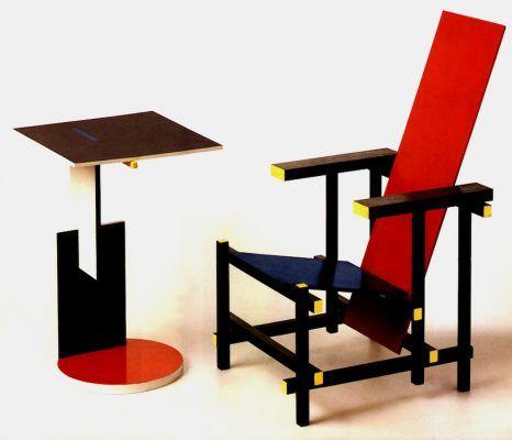 279 Best Gerrit Rietveld Images On Pinterest De Stijl