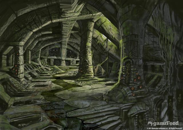Skyrim Dungeon