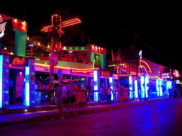 Greek Nightlife | Greece Zante Nightlife