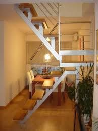 55 best images about escaleras metal madera on pinterest - Escaleras de madera para interiores ...