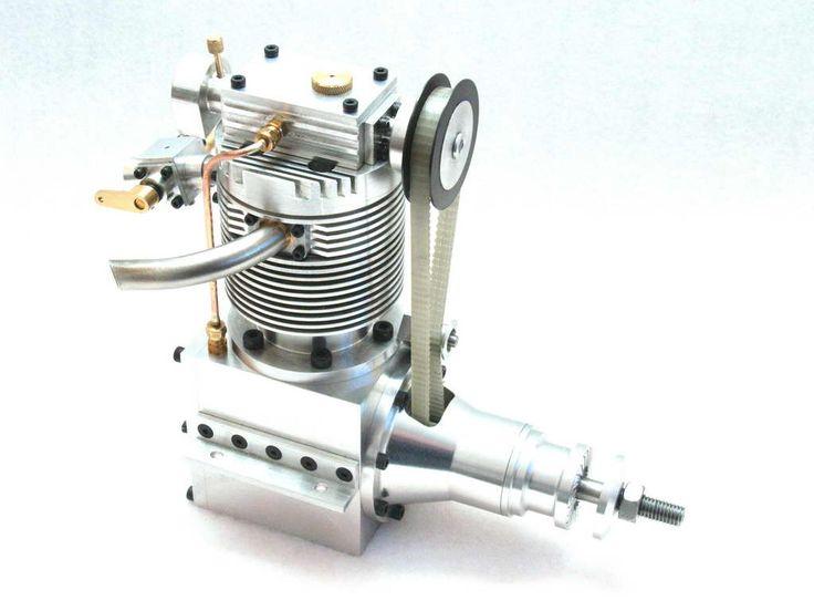 NE15S - 15cc SOHC four stroke engine