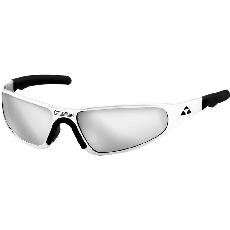 Liquid Mens Player UV Sunglasses, White/Mirror. Frame Color: White. Lens Color: Mirror. Size: One Size. Liquid Player UV Sunglasses for Men. non-polarized.