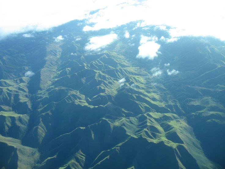 On my way to Angel Falls