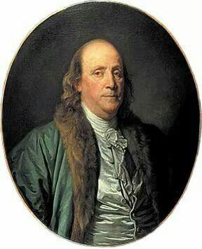 Benjamin Franklin... banyan