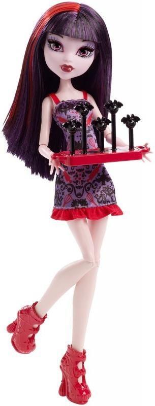 Mattel Mattel, Monster High Кукла Школьная ярмарка Elissabat