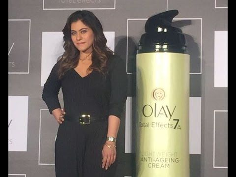 Kajol At Olay Total Effect Launch