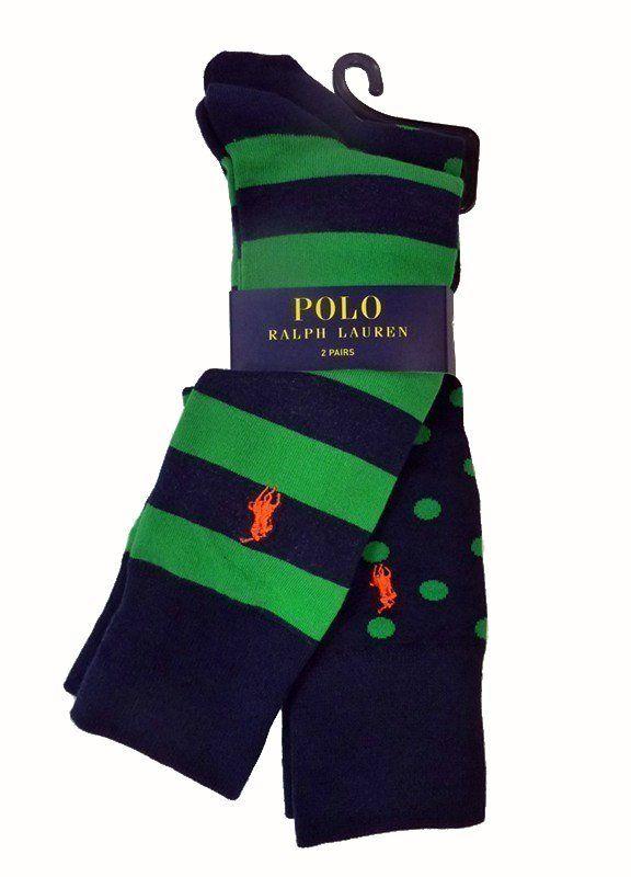 Pack de 2 pares de #calcetines hombre Polo Palph Lauren. Calcetines de…