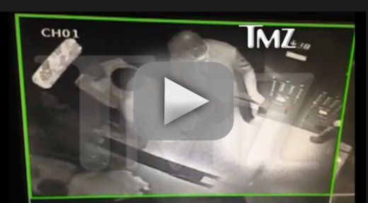 Solange Knowles ATTACKS Jay Z: See the Footage!