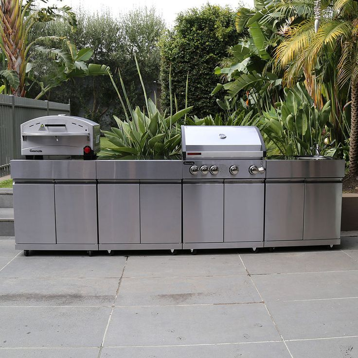 Gasmate Di Gusto Outdoor Kitchen | BQ2020P | Outdoors Domain