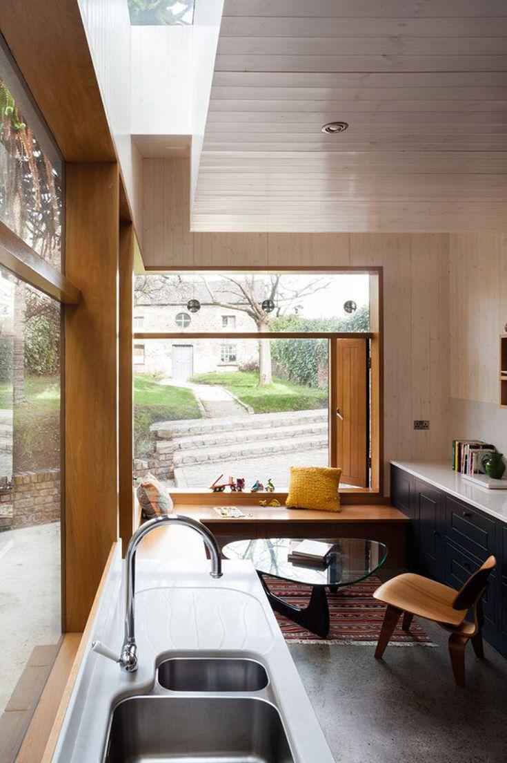 Brick Addition by NOJI Architects, Dublin