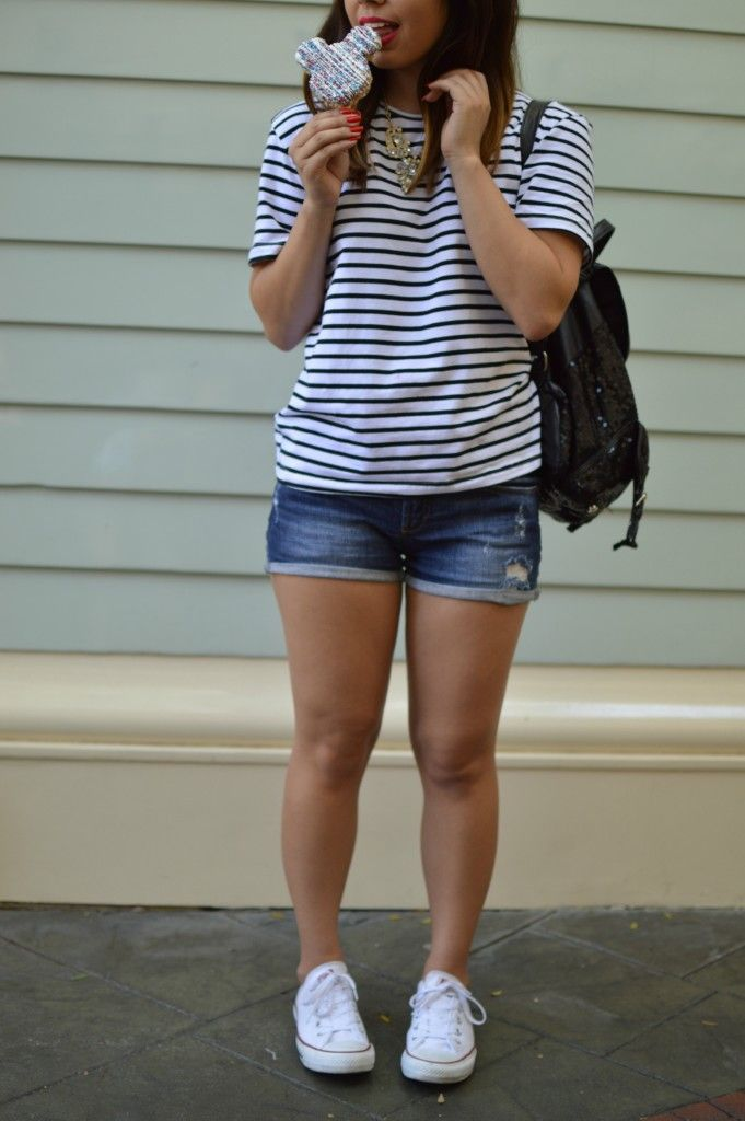 What to Wear for the 4th of July - Red White u0026 Stripes at Disneyland | u2022 WWS Style u2022 | Pinterest ...