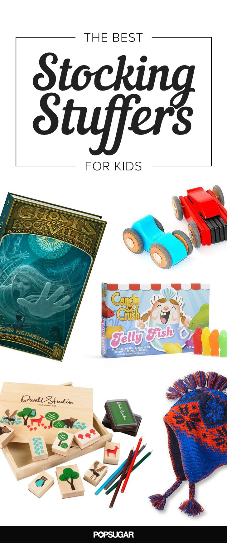 Great Gifts to Fill Kids' Stockings